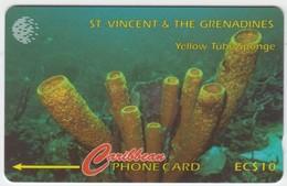 St Vincent GPT Phonecard (Superb Used) Code 52CSVF - St. Vincent & The Grenadines