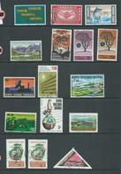 Kenya Uganda Tanzania 1964 - 1976 Selection Of 15 Incl. Better Commemms FU - Kenya, Uganda & Tanzania
