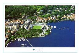 Postcard Stadium Como Italia Stadion Stadio - Estadio - Stade - Sports - Football - Soccer - Calcio