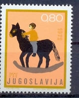 YU 1972-1478 CHILDREN WEEK, YUGOSLAVIA. 1v, MNH - 1945-1992 Sozialistische Föderative Republik Jugoslawien