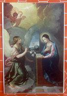 ANNUNCIAZIONE Dipinto Guido Reni Pinacoteca Ascoli Piceno CARTOLINA Non Viaggiata - Quadri, Vetrate E Statue