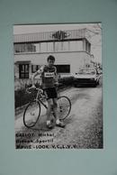 CYCLISME: CYCLISTE : MICHEL CALLOT - Ciclismo