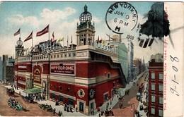 Etats Unis USA The Hippodrome New York City - New York City