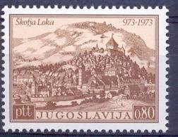 YU 1973-1498 1000A°SKOFJE LOKA, YUGOSLAVIA. 1v, MNH - Jugoslawien