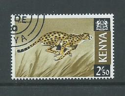 Kenya 1966 2/50 Cheetah FU - Kenya (1963-...)