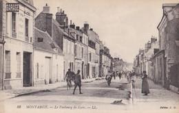 Montargis : Le Faubourg De Lyon - Montargis