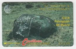 St Vincent GPT Phonecard (Fine Used) Code 5CSVB - St. Vincent & Die Grenadinen