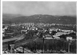 La Spezia - Scalo Ferroviario - Sullo Sfondo Migliarina. - La Spezia