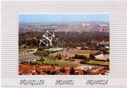 Postcard Stadium Bruxelles Belgium Stadion Stadio Estadio Stade Sports Football Soccer - Fussball