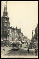 Nancy - La Rue Saint-Jean - Nancy