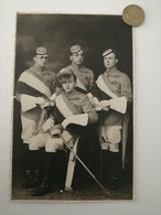 Studentika, Studentenkorps, Naso, Fuchsmajor, 1938 - Ansichtskarten