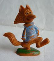 RARE FIGURINE MARX RENARD FIBBER Fox HANNAH BARBERA - Figurines