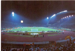 Postcard Stadium Udine Italy Stadion Stadio Estadio Stade Sports Football Soccer - Fussball