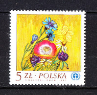 Polonia   Poland -   1983. Fiori Selvatici. Wild Flowers. MNH - Flora