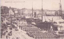 CPA - . MARSEILLE - Quai Du Port - Old Port, Saint Victor, Le Panier