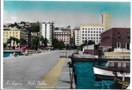 La Spezia - Molo Italia. - La Spezia