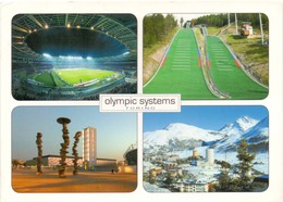 Postcard Stadium Torino Italia Stadion Stadio Estadio Stade Sports Football Soccer - Football