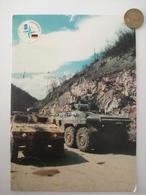 Bundeswehr, Radpanzer, Patrouille, SFOR, Bosnien, 1997 - Andere Kriege