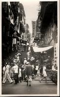 ! Alte Foto Ansichtskarte, China, Chine, Hongkong ? - Cina