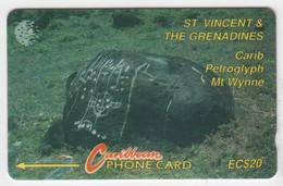 St Vincent GPT Phonecard (Fine Used) Code 11CSVB - San Vicente Y Las Granadinas