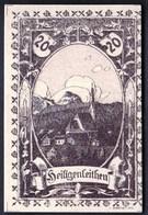 Austria Pettenbach In Ober-Österreich 1920 / 20 Heller / Gutschein / Kirche Heiligenleithen / Notgeld, Banknote - Oesterreich