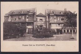 Pfastatt, Hopital Civil De Pfastatt / Haut-Rhin, Mulhouse - Mulhouse