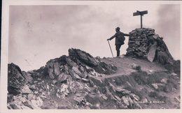 Champex, Sommet Et Croix De La Breya (2094) - VS Valais