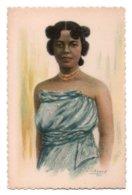 (Madagascar) 067, Illustrateur L Liezard, Yvon 3, Femme Malgache, Expo Coloniale De 1931 - Madagaskar