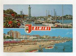 Rimini - Cartolina Multipanoramica - Viaggiata Nel 1981 - (FDC15547) - Rimini