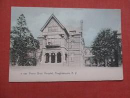 Rotograph  Vassar Bros. Hospital  Poughkeepsie    New York   Ref 3537 - NY - New York