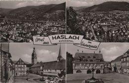 Haslach Im Kinzigtal - 4 Teilbilder - Ca. 1960 - Haslach