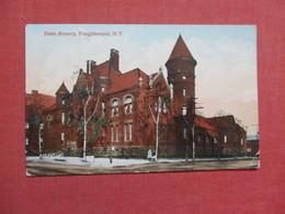 - State Armory Poughkeepsie  New York   >   Ref 3537 - NY - New York
