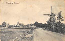 Windmolen Molen Windmill  Moulin à Vent  Gezicht Op Ommen     L 513 - Mulini A Vento