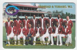 Trinidad & Tobago GPT Phonecard (Fine Used) Code 8CTTC - Trinité & Tobago