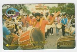 Trinidad & Tobago GPT Phonecard (Fine Used) Code 6CTTC - Trinité & Tobago