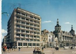 NIEUWPOORT / HOTEL SANDESHOVED EN CASINO - Nieuwpoort