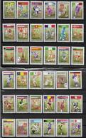SERBIE  N° 73/104 * * ( Cote 56e ) Cup 1998 Fussball Soccer Football Coq Tour Eiffel Arc De Triomphe Notre Dame De Paris - World Cup