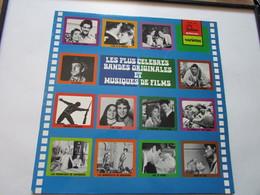 Les Plus Celebres Bandes Orginales Et Musiques De Films - Filmmusik
