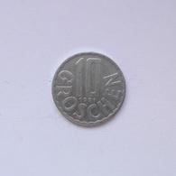 10 Groschen Münze Aus Österreich Von 1991 (sehr Schön) II - Oesterreich