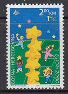 Europa Cept 2000 Bosnia/Herzegovina Sarajevo 1v  ** Mnh (44114B) - Europa-CEPT