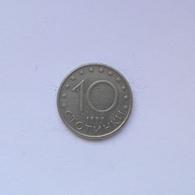 10 Stotinki Münze Aus Bulgarien Von 1999 (sehr Schön) V - Bulgarien