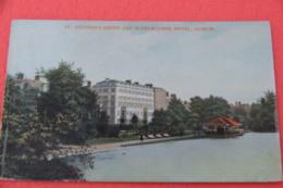 Ireland Dublin St. Stephen's Green 1907 - Other