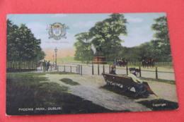 Ireland Dublin Phoenix Park 1910 - Other