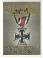 DR Ganzsache P290 Eisernes Kreuz Ungelaufen - Germany