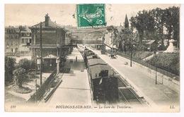 Boulogne-sur-Mer - La Gare Des Tintelleries. - Boulogne Sur Mer