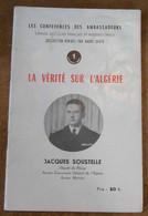 La  Vérité Sur L'Algérie - Histoire