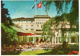 Svizzera - Zurich - Hotel Baur - Fg Vg - ZH Zurich
