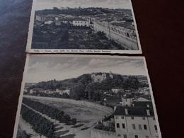 B641  2 Cartoline Lonigo Villa San Fermo Non Viaggiate - Italia
