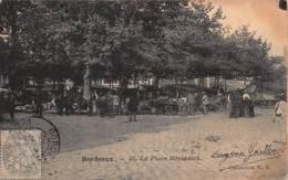 COA BORDEAUX - La Place Meriadeck - Bordeaux