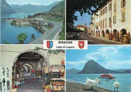 Svizzera - Canton Ticino - Bissone - Lago Di Lugano - Fg - TI Tessin